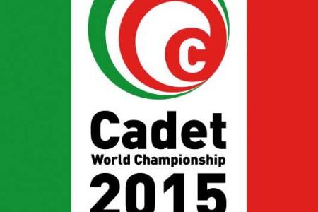 Cadet World Championship 2015 Riva Italy