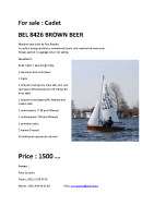 BEL 8426 BROWN BEER english version